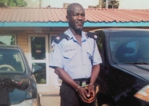 I Used Police Uniform To Smuggle Cars From Benin Republic —Suspect Confesses.
